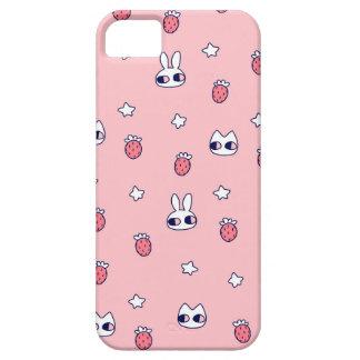 バニーの果実のiPhone 5の場合 iPhone SE/5/5s ケース