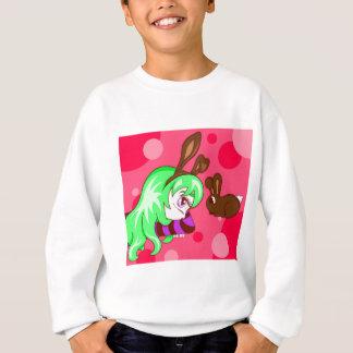 バニーの羨望 スウェットシャツ