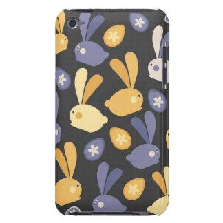 バニーの装飾のiPodのお洒落な箱 Case-Mate iPod Touch ケース