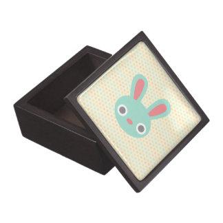 バニーの記念品箱 ギフトボックス