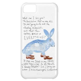 バニーのiPhoneの場合 iPhone5Cケース
