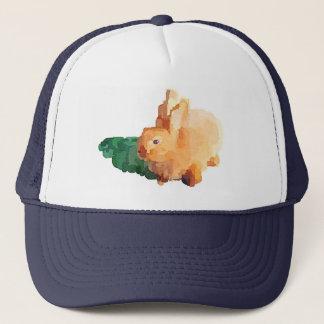 バニーウサギのトラック運転手の帽子 キャップ