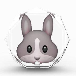 バニー- Emoji 表彰盾