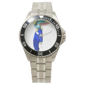 バニーKuzoura 腕時計