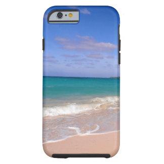 バハマのビーチのiPhoneの場合 ケース