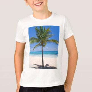 バハマのヤシの木 Tシャツ