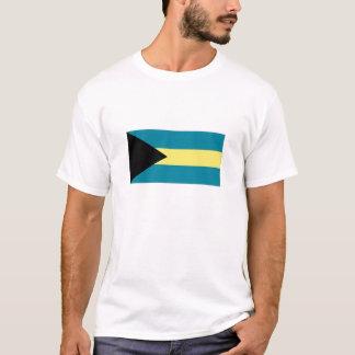 バハマの国旗 Tシャツ