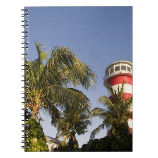バハマの壮大なBahama島、置くフリーポート ノートブック