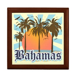 バハマの島のビーチ ギフトボックス