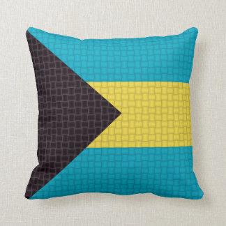 バハマの旗 クッション