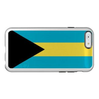 バハマの旗 INCIPIO FEATHER SHINE iPhone 6ケース