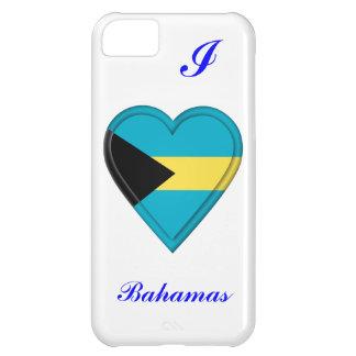 バハマの旗 iPhone5Cケース