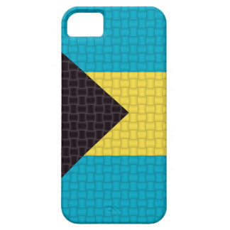 バハマの旗 iPhone SE/5/5s ケース