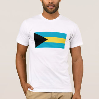 バハマの旗 Tシャツ