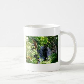 バハマの滝 コーヒーマグカップ