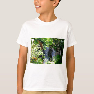 バハマの滝 Tシャツ