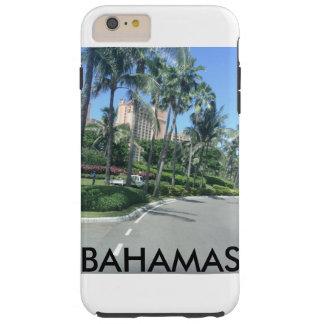 バハマのiPhoneの場合 Tough iPhone 6 Plus ケース