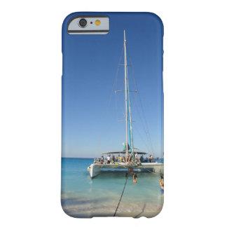 バハマのiPhone6ケースの航海 Barely There iPhone 6 ケース