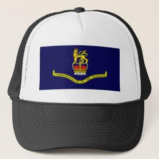 バハマ総督旗 キャップ
