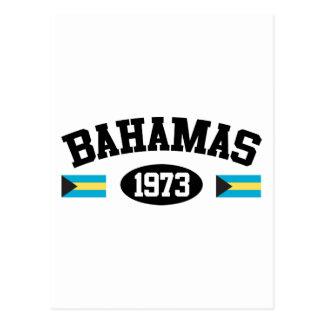 バハマ1973年 ポストカード