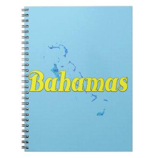 バハマ ノートブック