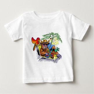 バハマ ベビーTシャツ