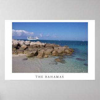 バハマ ポスター