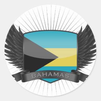 バハマ ラウンドシール