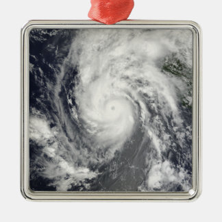 バハ・カリフォルニア州に近づくハリケーンJimena メタルオーナメント