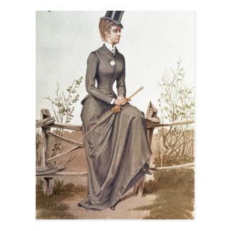 ババリアのエリザベス ポストカード