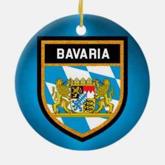 ババリアの旗 セラミックオーナメント