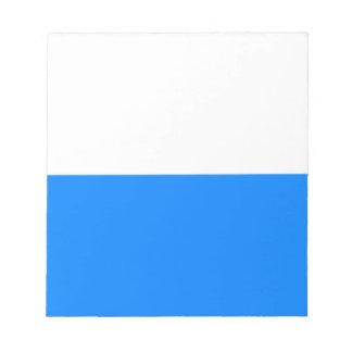 ババリアの旗 ノートパッド