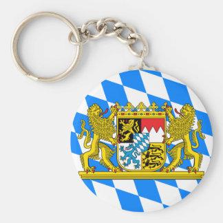 ババリアの紋章付き外衣 キーホルダー