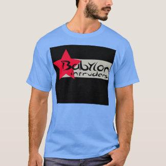 バビロンの侵入者 Tシャツ