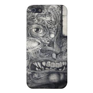 バビロンの獣 iPhone SE/5/5sケース
