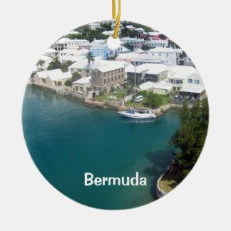 バミューダ島の家、バミューダ島 セラミックオーナメント