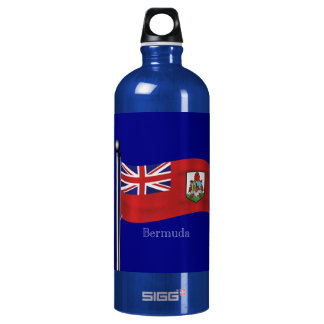 バミューダ島の振る旗 ウォーターボトル