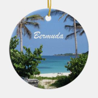バミューダ島 セラミックオーナメント