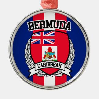 バミューダ島 メタルオーナメント