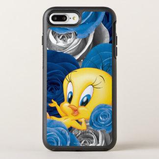 バラとのTweety オッターボックスシンメトリーiPhone 8 Plus/7 Plusケース