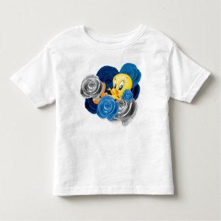 バラとのTweety トドラーTシャツ