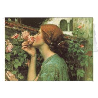 バラのにおい カード