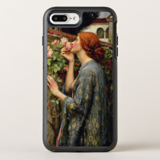 バラのウォーターハウスの精神 オッターボックスシンメトリーiPhone 8 PLUS/7 PLUSケース