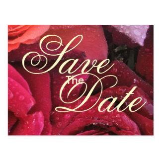 バラのバラ ポストカード