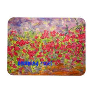 バラの咲くこと マグネット