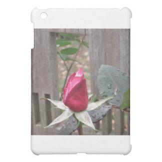 バラの美しい iPad MINIケース