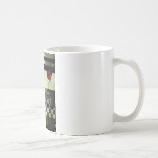バラの花びら コーヒーマグカップ