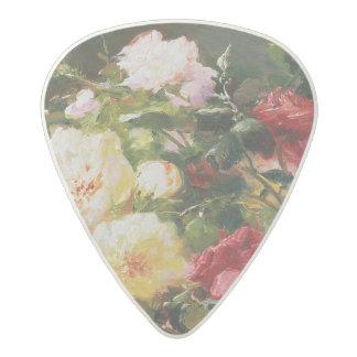 バラの花束 アセタール ギターピック