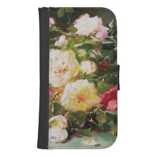 バラの花束 ウォレットケース