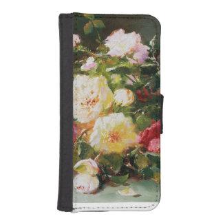 バラの花束 iPhoneSE/5/5sウォレットケース